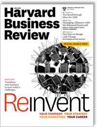 Harward Business Review